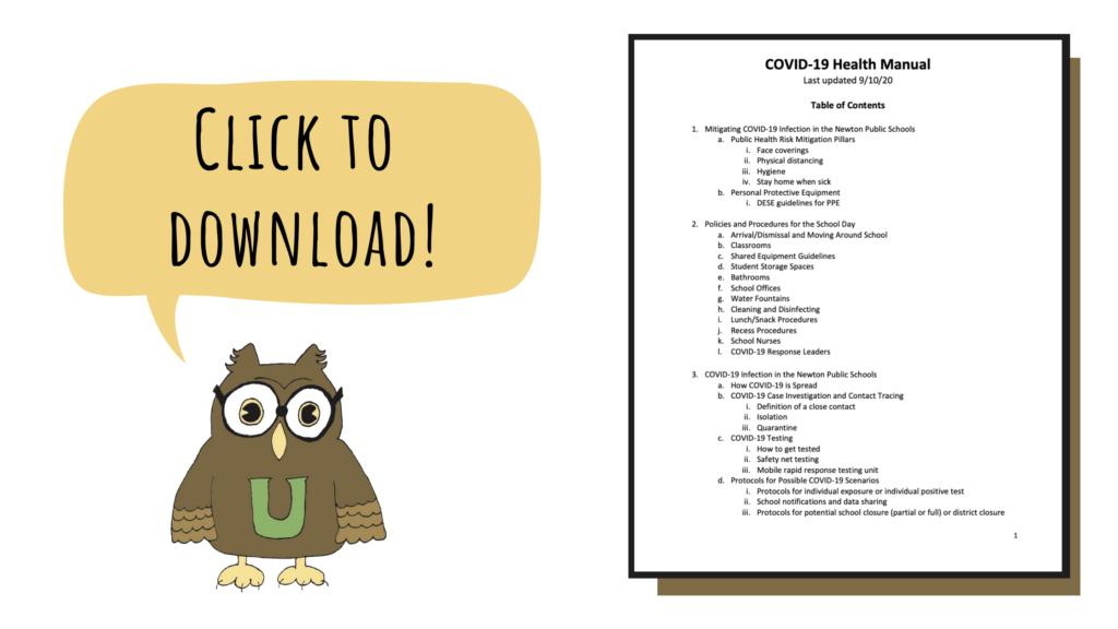 COVID-19 Health Manual