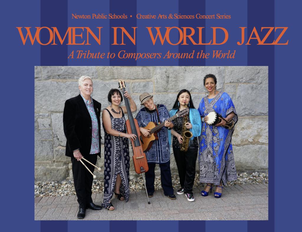 Women in World Jazz Concerts