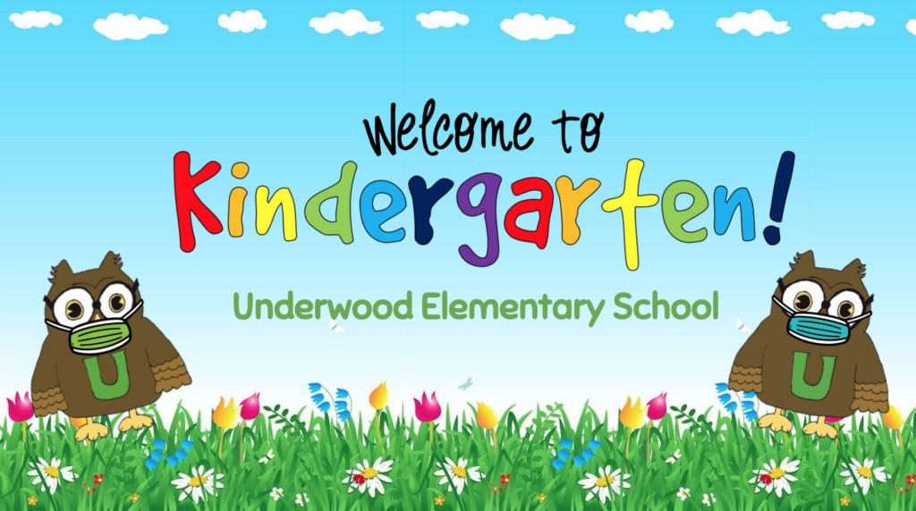 Kindergarten Info Night Presentation - May 17, 2021