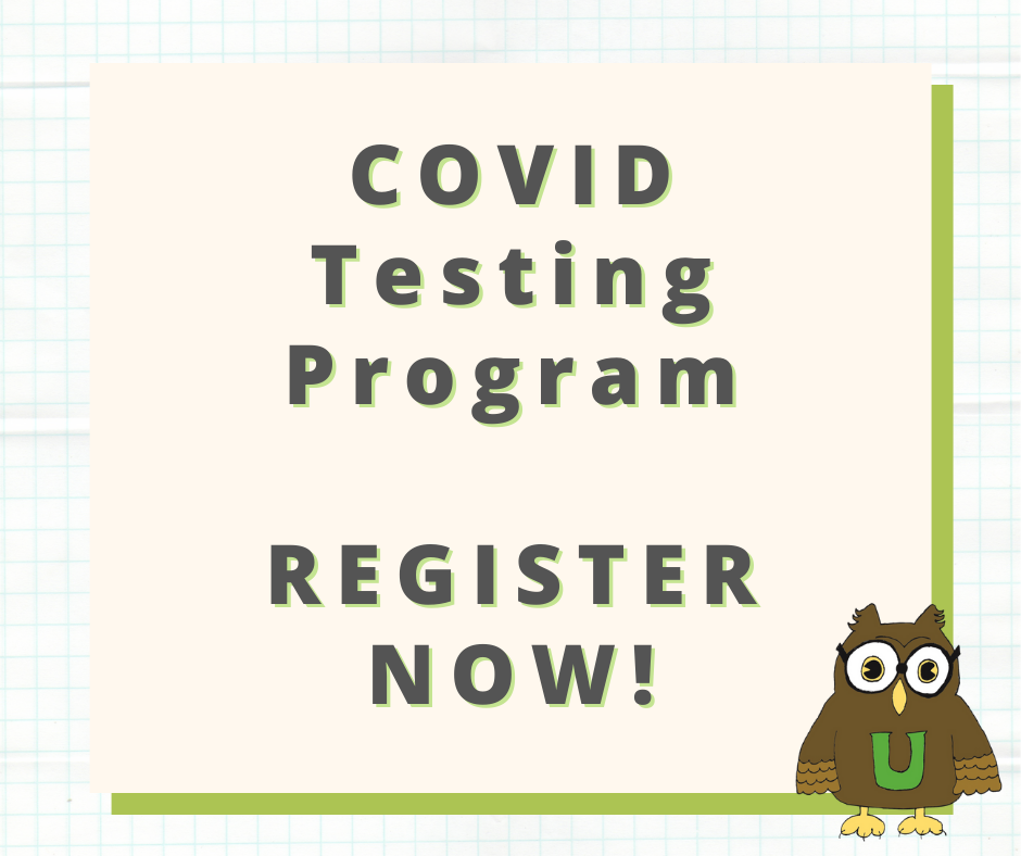 NPS District Update: COVID-19 Testing Sign Up
