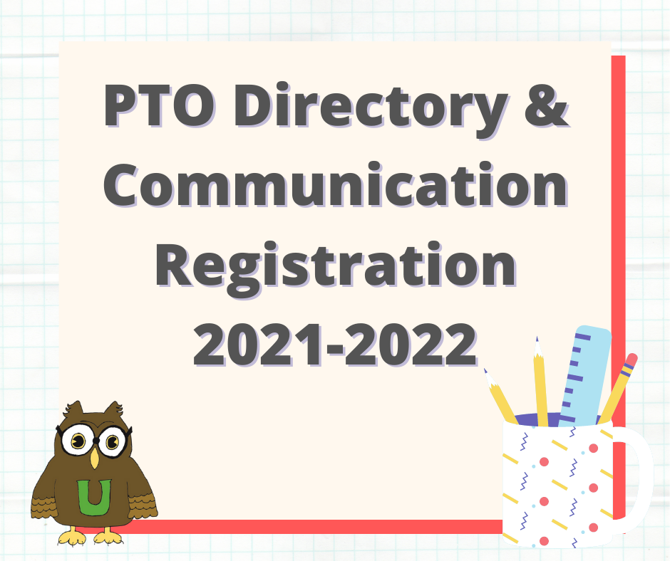 The Underwood PTO Family Directory